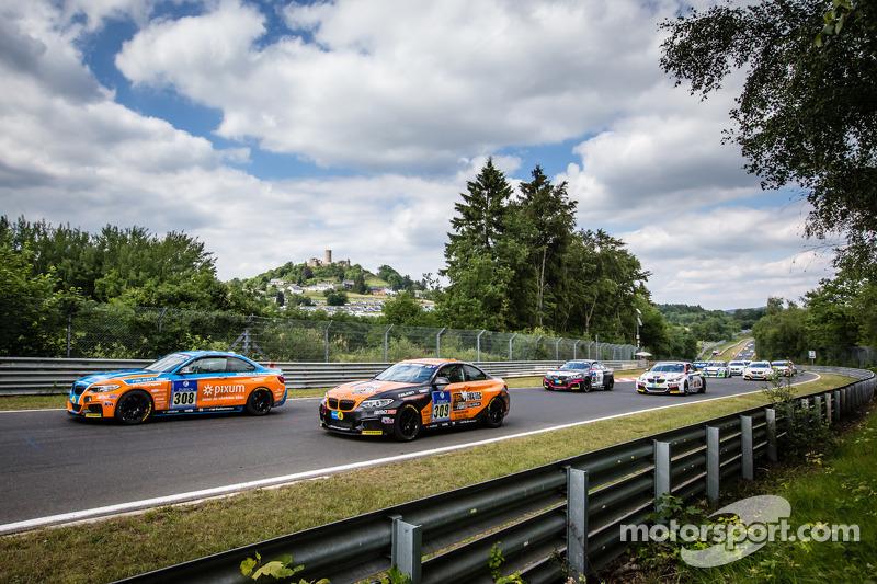 Via: #308 Adrenalin Motorsport BMW M235i Racing: Daniel Zils, Norbert Fischer, Uwe Ebertz, Timo Schu
