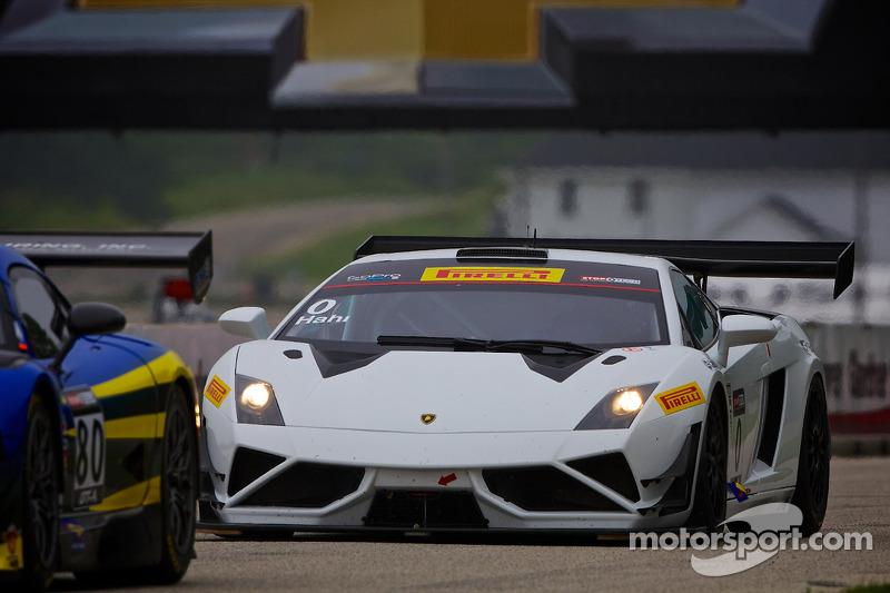 #0 Reiter Engineering 兰博基尼 盖拉多 FL2: 马塞洛·哈恩