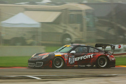 #31 EFFORT Racing Porsche GT3 R: Tim Bergmeister
