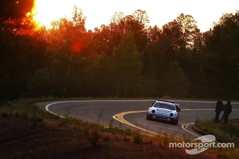 #200 Ford RS200E: Mark Rennison