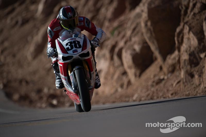 #38 杜卡迪 1098R: 法布里斯·兰伯特