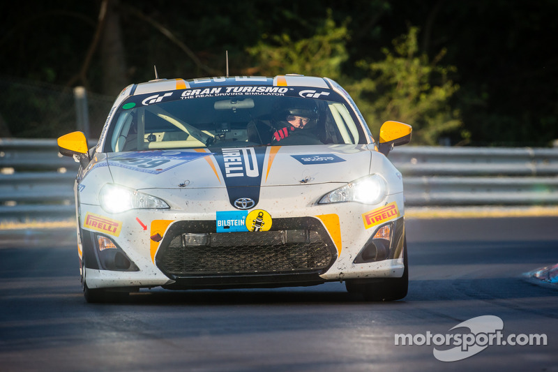 #199 Dörr Motorsport 丰田 TMG GT86 Cup: Dierk Möller-Sonntag, Florian Wolf