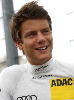 Adrien Tambay, Audi Sport Takımı Abt, Portrait