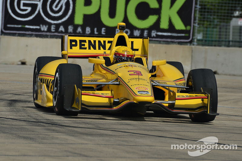 Helio Castroneves, Penske Racing, Chevrolet