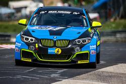 #301 Scheidl-Partl Motorsport BMW M235i Racing: Max Partl, Jörg Weidinger