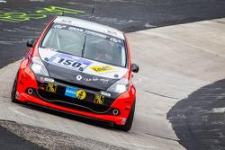#150 Roadrunner Racing Renault Clio Kupası: Lutz Rühl, Thomas D. Hetzer, Boris Hrubesch, Jürgen Peter