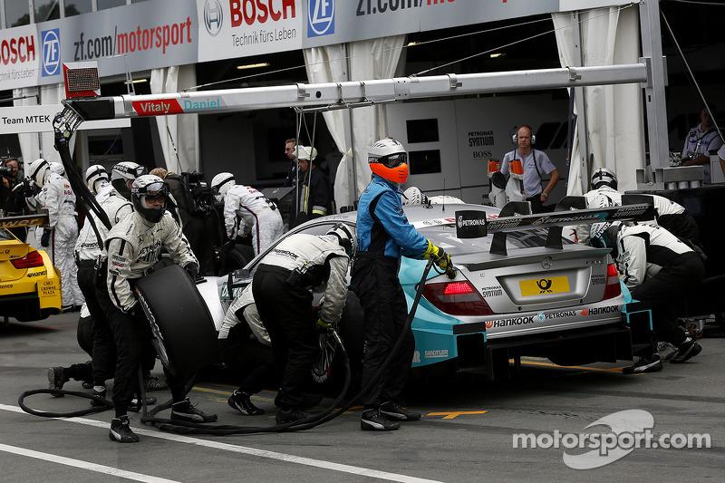 Daniel Juncadella, Mercedes AMG DTM-Takımı Mücke DTM Mercedes AMG C-Coupé