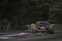#16 Boutsen Ginion McLaren MP4-12C: Alex Demirdjian, Shahan Sarkissian, Chris van der Drift
