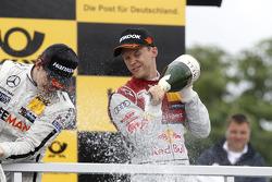 Podyum, Mattias Ekstrom, Audi Sport Takımı Abt Sportsline, Audi A5 DTM