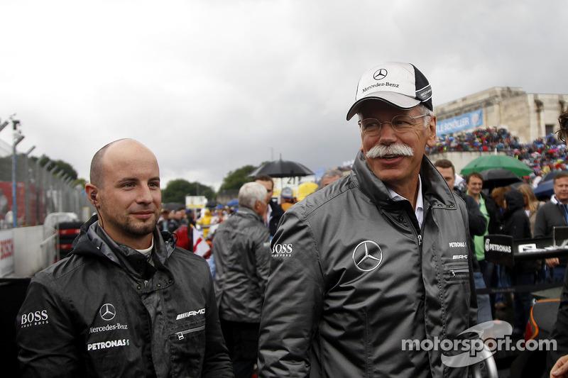 Dieter Zetsche, Daimler AG CEO'su
