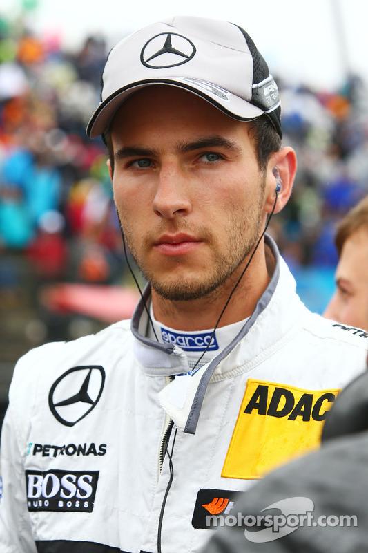 Christian Vietoris, Mercedes AMG DTM-Takımı HWA DTM Mercedes AMG C-Coupé