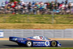 #9 1982 Porsche 956: Kriton Lendoudis