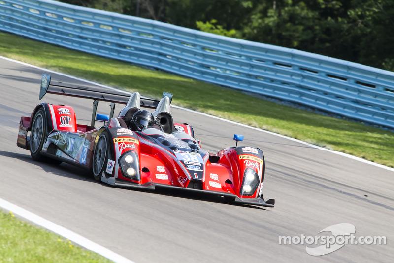#38 Performance Tech Motorsports ORECA FLM09 雪佛兰: 大卫·奥斯特拉
