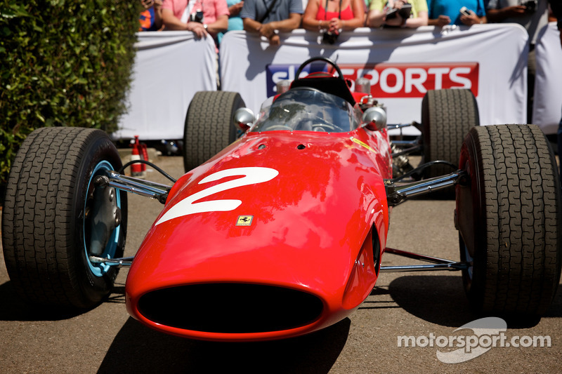 1964 Ferrari 158 - John Surtees