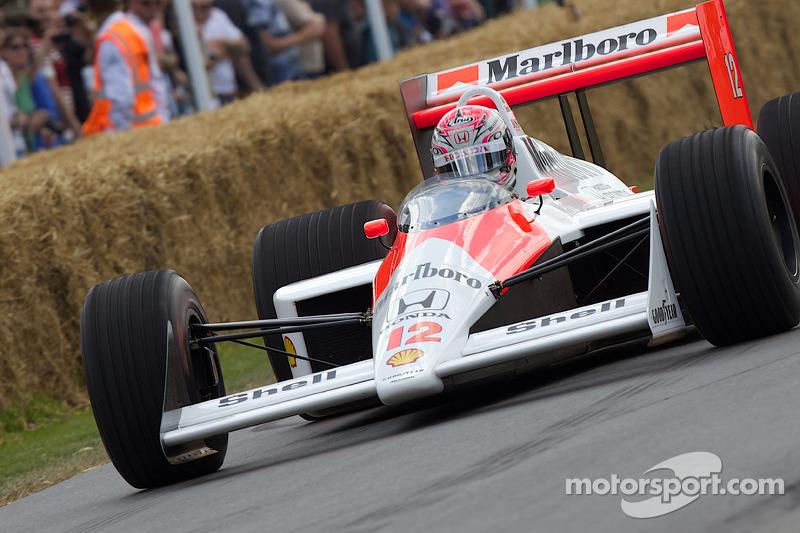 1988 McLaren-Honda MP4/4