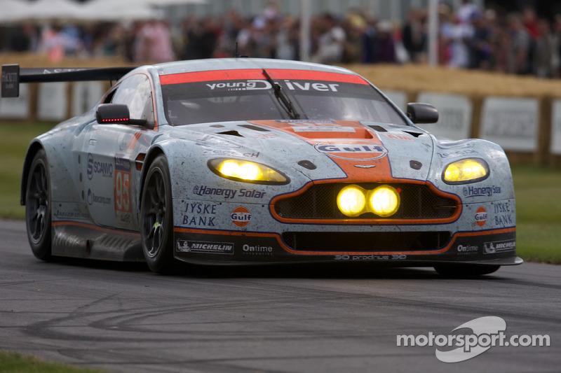 2014 Aston Martin V12 Vantage GTE