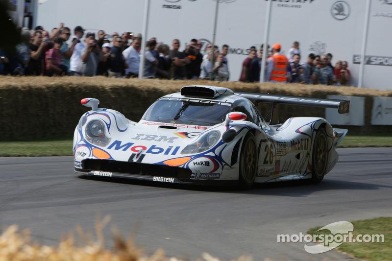 Porsche 911 GT1-98 - Mark Webber