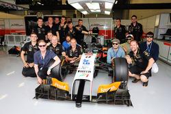 Kaiser Chiefs, Sahara Force India F1 Team