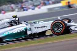Ніко Росберг, Mercedes AMG F1 W05