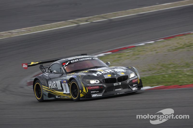 #2 H&R Spezialfedern BMW Z4 GT3: Uwe Alzen, Yelmer Buurman