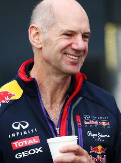 ADr. Vijay Malyaian Newey, Capo Ufficio Tecnico Red Bull Racing