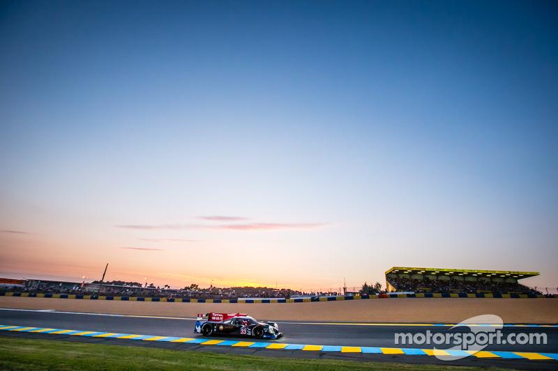 #33 OAK Racing - 亚洲 Ligier JS P2 - HPD: 程飞, 董荷斌, 方骏宇
