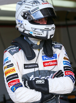 Giedo van der Garde, Sauber Reserve Driver
