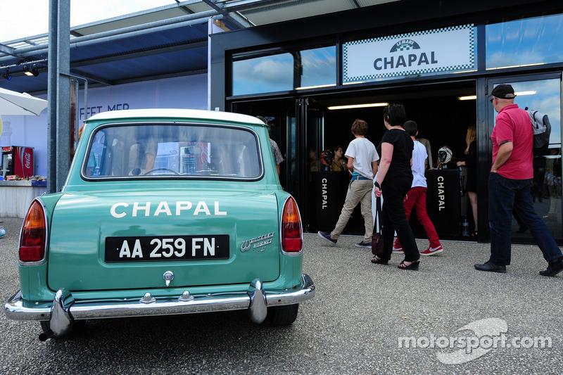 Chapal standı