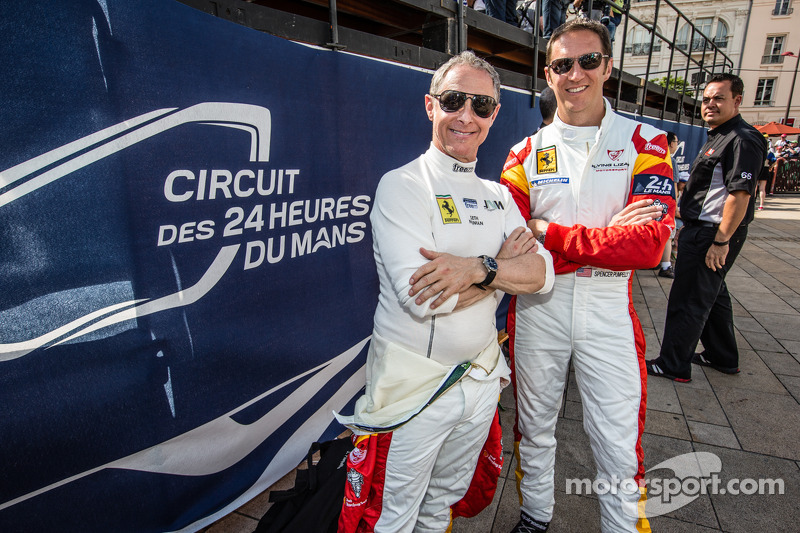 Seth Neiman e Spencer Pumpelly
