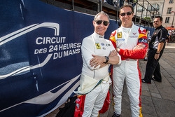 Seth Neiman and Spencer Pumpelly