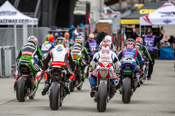 SuperBikes roll out for 1st free practice
