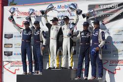 #3 Corvette Racing, #93 SRT Motorsports, #91 SRT Motorsports