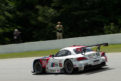 #56 BMW Team RLL BMW Z4 GTE: John Edwards, Dirk Muller