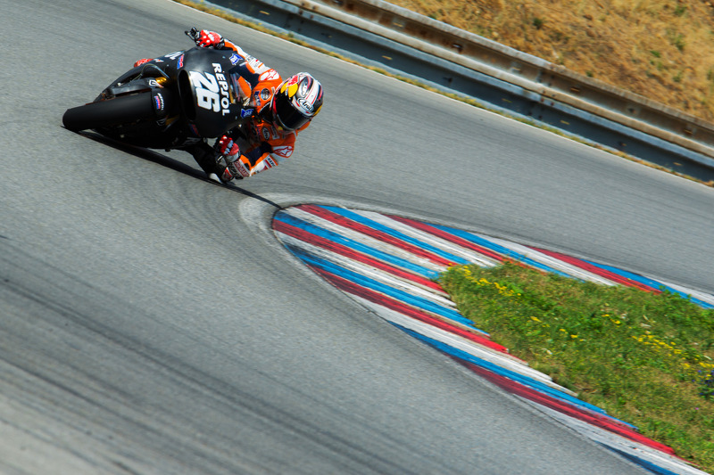 Dani Pedrosa, Repsol Honda Team tests the 2015 bike
