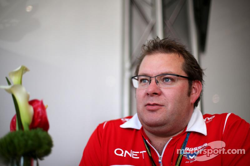 Dave Greenwood, Marussia F1 Takımı