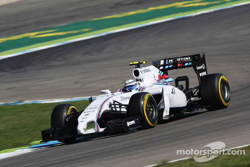 Susie Wolff, pilota collaudatrice Williams FW36