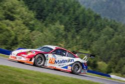 #76 IMSA Performance Matmut Porsche 911 GT3 RSR: Raymond Narac, Nicolas Armindo, Christian Nielsen