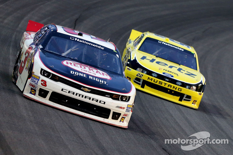 Ty Dillon e Ryan Blaney