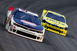 Ty Dillon and Ryan Blaney