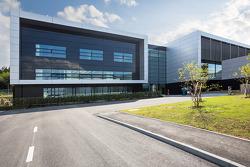 Il centro di sviluppo Porsche in Weissach