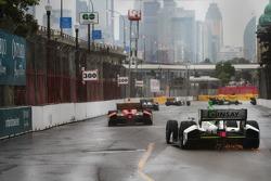 Carlos Munoz, Andretti Autosport Honda bottoms out