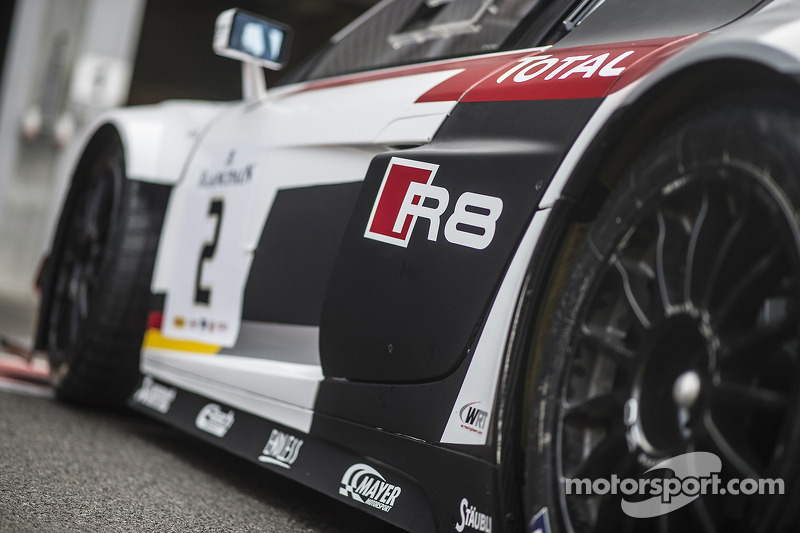 #2 Belgian Audi Club Team WRT Audi R8 LMS Ultra