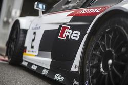 #2 Belgian Audi Club Team WRT Audi R8 LMS Ultra