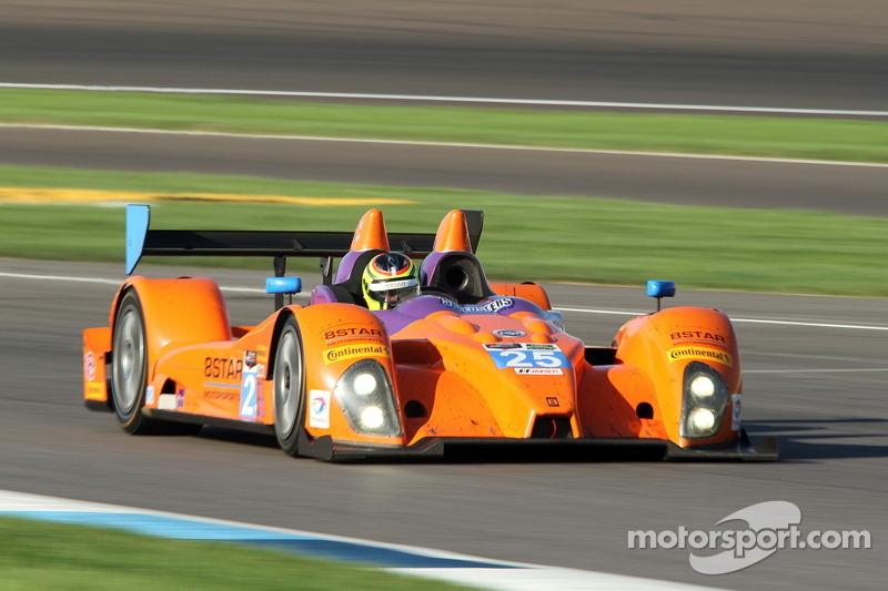 #25 8Star Motorsports Oreca FLM09 Chevrolet: Sean Rayhall, Luis Diaz
