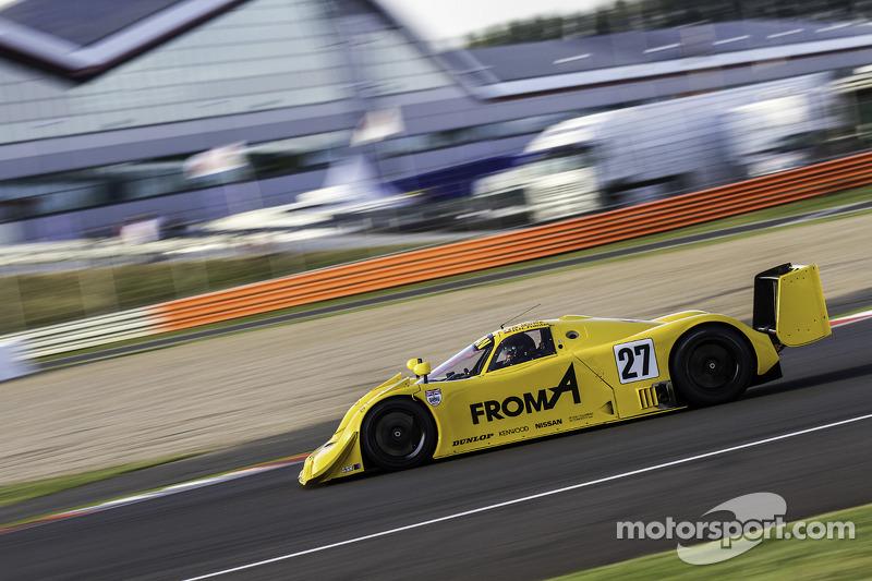 #27 Nissan R90: Steve Tandy