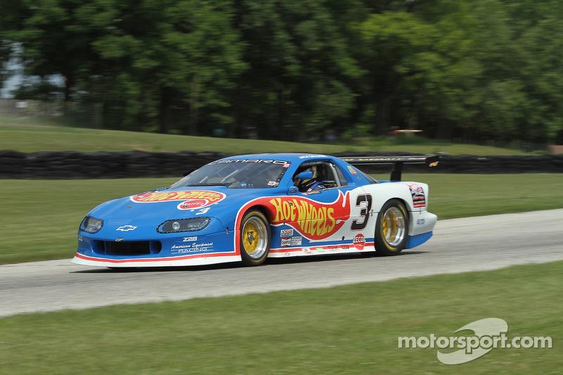 #3 2003 科迈罗 GT1: Richard Blaha