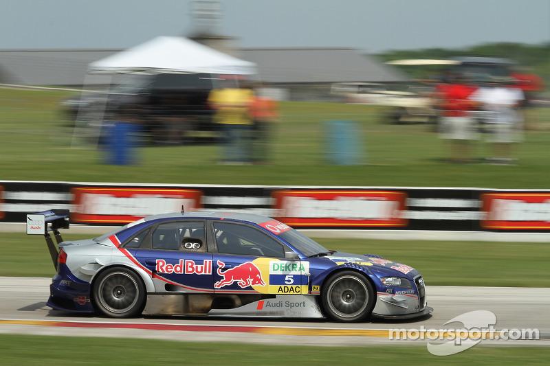 #5 2006 奥迪 A4-R12 DTM:埃里克·约翰森