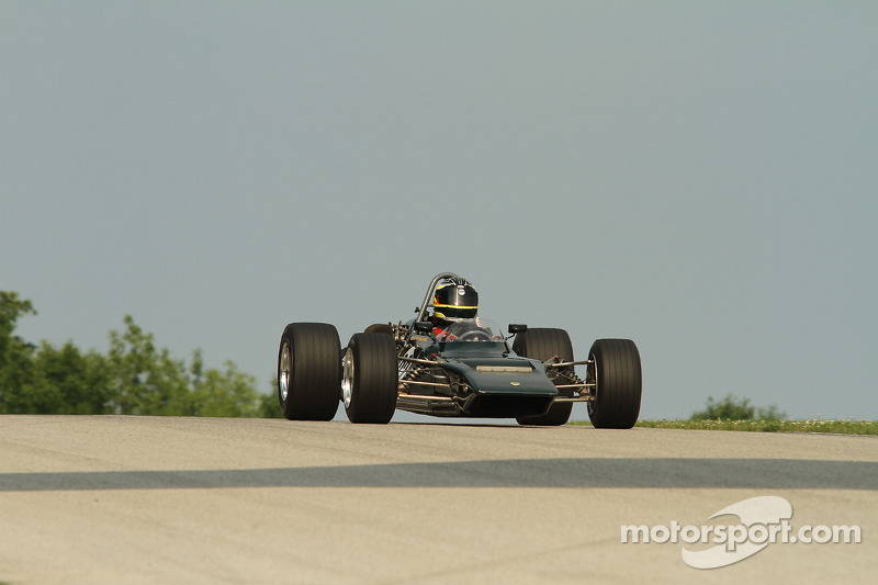 #22 1971 Lotus 69B: Jeffress Hail和