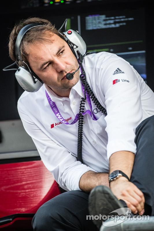 Albert Deuring, diretor técnico da Abt Audi