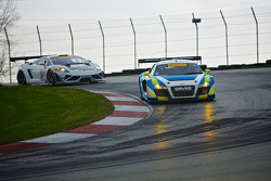 #14 Global Motorsports Grup Audi R8 Ultra: James Sofronas